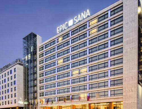 Ampliação EPIC SANA Marquês Hotel