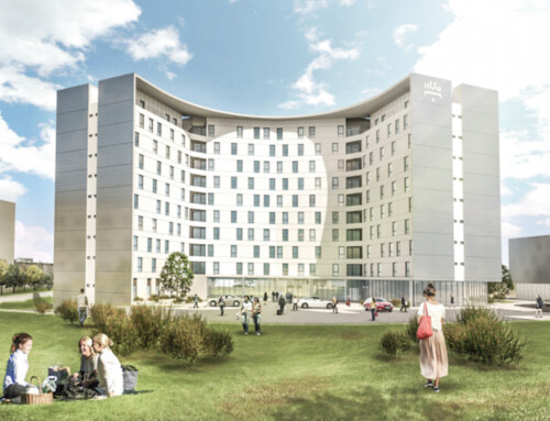 U. hub Residência Estudantes Areosa