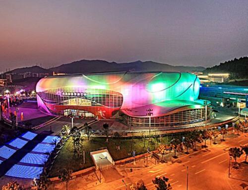 Asian Game Stadiums
