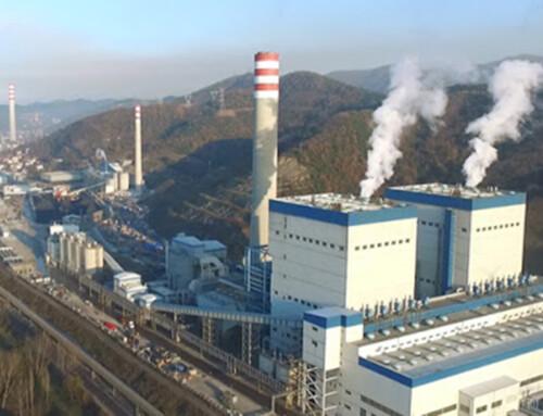 Central a carvão ZETES